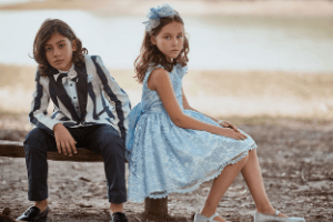 Children's Evening Gowns for the New Season