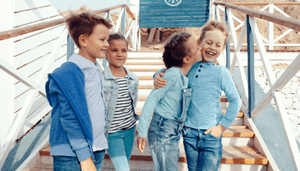 Children Jean Fashion Trends
