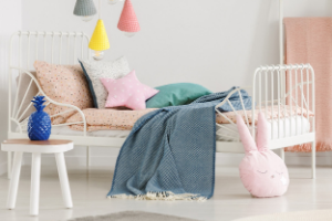 How to Decorate a Child's Room with Textiles