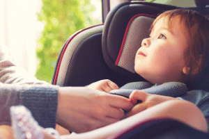 Importance of Child Safety in Car