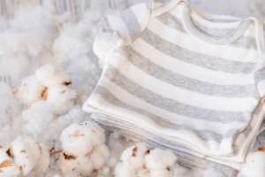Organic Cotton: Safest Fabric for Newborn Babies