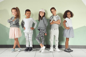Spring-Summer 2021 Kids Fashion Trends